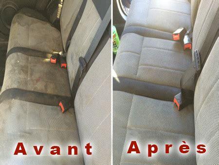 nettoyer siege voiture tissu comment nettoyer efficacement les si 232 ges de votre voiture