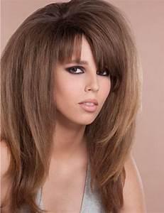 Frange Cheveux Long : coupe pour cheveux longs et fins ~ Melissatoandfro.com Idées de Décoration
