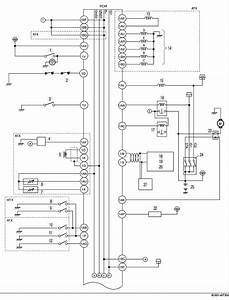 Engine Control System Wiring Diagram  Zj  Z6