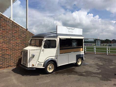 Citroen H Vintage Van Bar