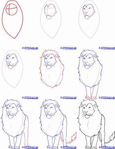 How To Draw Realistic Animals | Drawing | Pinterest ...