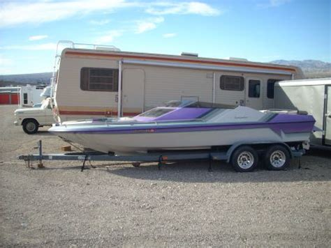 21 Foot Eliminator Boats For Sale by 1991 21 Foot Eliminator Day Cruiser Power Boat For Sale In