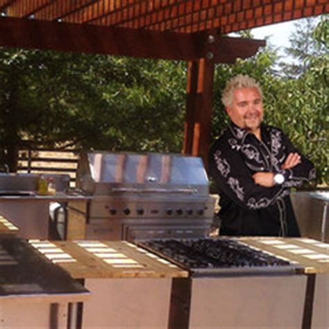 fieri backyard kitchen design at home with fieri 6972