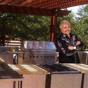 at home with guy fieri With guy fieri outdoor kitchen design