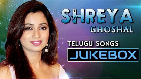 Shreya Ghoshal Telugu Hit Songs || Tollywood Top Stars