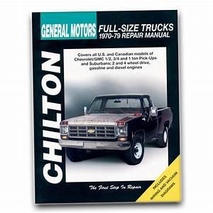 Gmc C35 Chilton Repair Manual Base High Sierra Grande