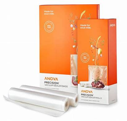 Bags Anova Precision Rolls Sealer Vacuum Culinary
