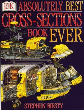 absolutely  cross sections book   stephen biesty