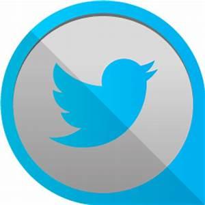 Twitter Icon | Round Edge Social Iconset | uiconstock
