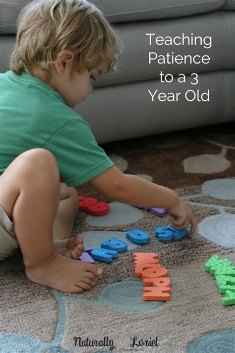 teaching patience to a 3 year parenting 3 year 563   0f570d477372608e5f754ec99aa5d1a5