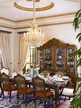 Color, pattern, opulence and, of course, romance. 8 Elegant Victorian-Style Dining Room Designs | HGTV