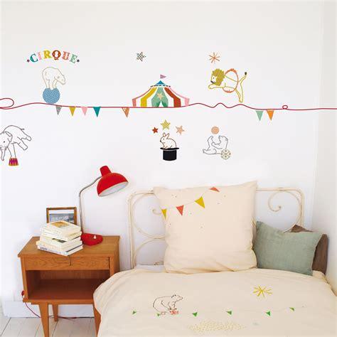 frise autocollante chambre bébé déco frise chambre bebe