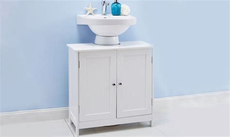 sink bathroom cabinet groupon goods
