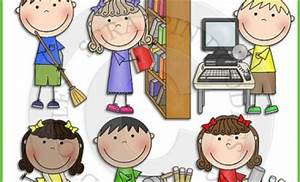 Cleaning up Classroom Clipart (28+)