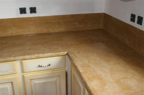 plan de travail beton cire beton cire plan de travail cuisine aulnay sous bois design
