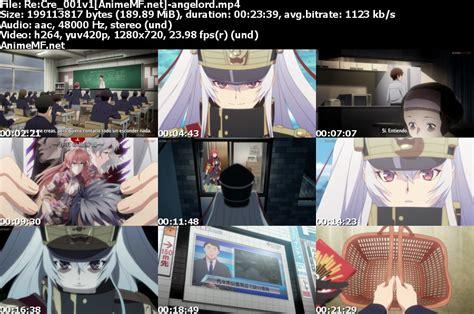 Anime Fuuka Jkanime Re Creators 01v1 Hd Ligero Sub Espa 241 Ol Mega