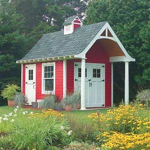Improvements, To, The, Outdoor, Shed, For, Design, Enthusiasts