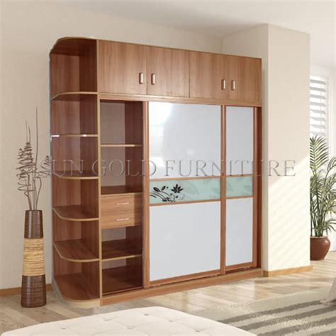 Sliding Door Wardrobe Cabinet by China Modern Sliding Door Wardrobe With Hang Cabinet Sz