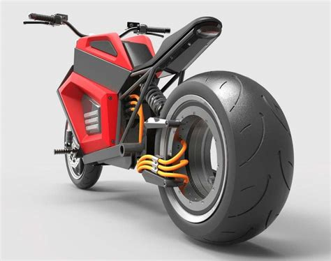 This New Electric Motorcycle Does 100 Mph And 186 Miles
