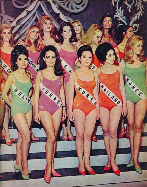 60s Pageant Decades Pinterest Swim Belle And Suits