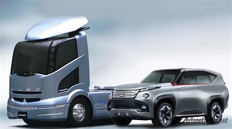 Mitsubishi Commercial by Mitsubishi Commercial And Passanger Autonetmagz