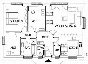 Grundriss Bungalow 100 Qm : bauunternehmen hamburg f r den schl sselfertigen massivhaus hausbau ~ Frokenaadalensverden.com Haus und Dekorationen