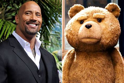 """He has won ten world championships gold medals, the first and only judoka (male or female) to do so, and two olympic gold medals. Is Dwayne """"The Rock"""" Johnson Replacing 'Ted' as Our ..."""