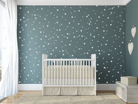 stickers chambre de bebe vinyl wall decal 148 silver wall decal