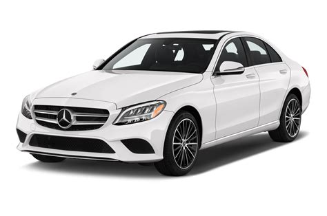 Available in sedan, coupe, and convertible body styles, the. 2019 Mercedes-Benz C-Class Buyer's Guide: Reviews, Specs ...