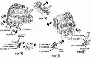 1995 Chevrolet Truck Astro Van Awd 4 3l Fi Ohv 6cyl