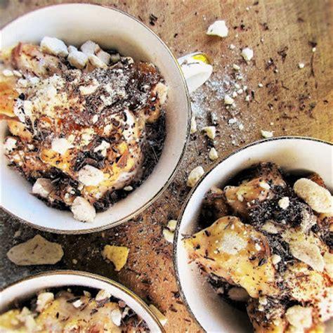 Dessert Creme De Marron by De Tout Coeur Limousin Mont Blanc Mess Creme De Marrons Chestnut Puree Creme Fraiche And