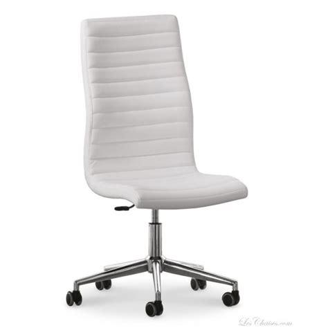 chaise de bureau en cuir chaises de bureau design atlub com