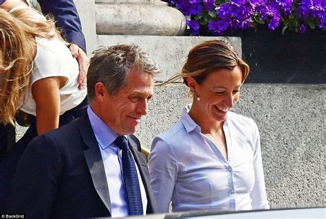 chelsea ring the moment actor hugh grant finally ties the knot at the