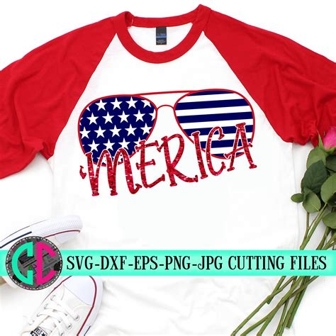 This set of free 4th of july sunglasses svg files is perfect for independence day, memorial day, and any other patriotic project! merica sunglasses svg,american flag svg,flag svg,july 4th ...