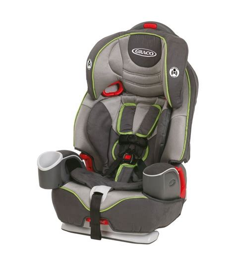 Graco Nautilus 3in1 Harness Booster Car Seat In Gavit 2015