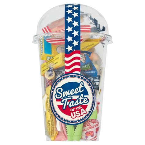 Sweet Taste of the USA Assortment 200g   Sweets   Iceland ...