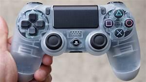 Yeni Effaf PlayStation 4 Kontrol Cihazlar ProGamerTR
