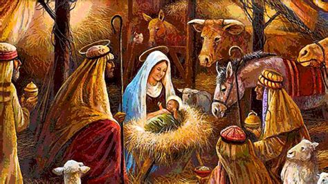 Default Iphone 6 Wallpaper Christmas Morning Joy In Jesus Birth Hd Youtube