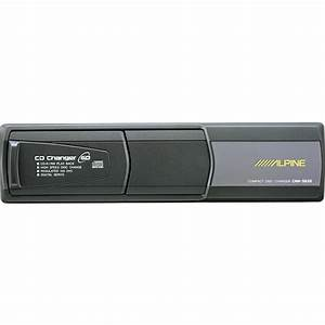 Alpine Chm-s630 6 Disc Cd Changer