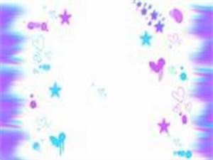 Purple And Blue Hearts Backgrounds - Twitter & Myspace ...