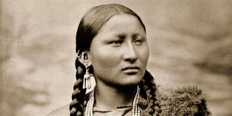 Rare, Old Photos Of Native American Women And Children