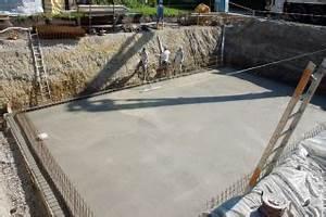 Kubikmeter Berechnen Beton : die bodenplatte wird gegossen baublog wir bauen unser massivhaus ~ Themetempest.com Abrechnung