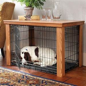 wooden table dog crate cover malm woodturnings diy With wood and metal dog crate