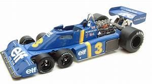 Tyrrell 6 Roues : tyrrell 34 6 roues en f1 ~ Medecine-chirurgie-esthetiques.com Avis de Voitures