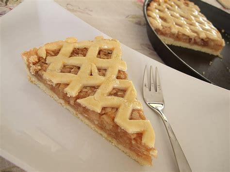 Apfelkuchen Mit Gitter — Rezepte Suchen