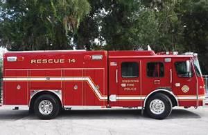 Refurbishing Fire Apparatus and Ambulances