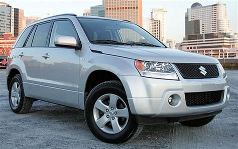 2008 Suzuki Xl7 Gas Mileage by Used 2008 Suzuki Grand Vitara Suv Pricing Features Edmunds