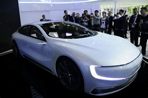Leeco Confirms New Electric Car Factory In China