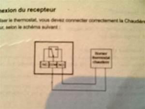 Thermostat D Ambiance Sans Fil Pour Chaudiere Gaz : installer thermostat d 39 ambiance sans fil chaudi re gt 120 ~ Premium-room.com Idées de Décoration