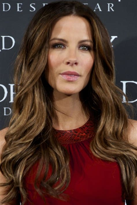 Actresses Hair Color by Kate Beckinsale Photos Photos Kate Beckinsale Poses For